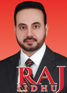 Raj Sidhu, Edmonton Real Estate Agent