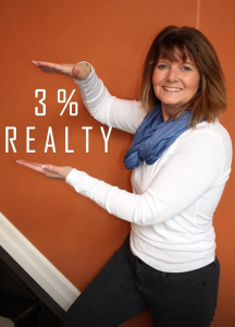 3% Realty Fort McMurray Agent On Duty: Kathy Bowers Broker/Owner