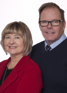 Georgina Burkholder & Matthew Reiser, Calgary Real Estate Agent